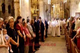 Despedida de Jesús Murgui en la Seu