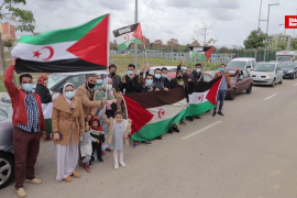 Caravana por la Independencia para visibilizar causa saharaui