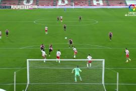 Resumen del partido Almería-Real Mallorca