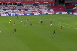 Resumen del partido Granada - F.C. Barcelona.