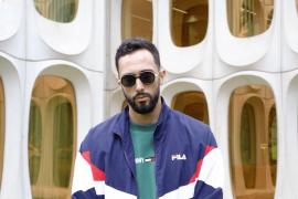 Valtonyc luce una mascarilla con la bandera de España en su nuevo videoclip