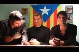 Toni Cantó parodia al nacionalismo catalán
