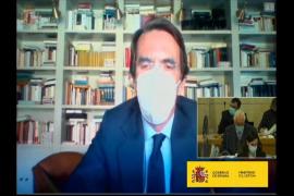 Rajoy y Aznar testifican hoy por videoconferencia ante el tribunal que juzga la caja 'b' del PP