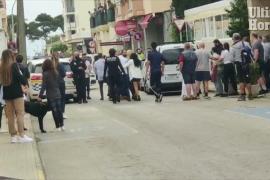 Tensión entre vecinos y agresores tras el incidente en Cala Rajada