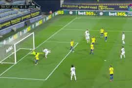 Resumen del partido Cádiz-Real Madrid