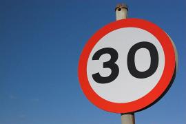 Día 11 de mayo la DGT pone en marcha los nuevos límites de velocidad en poblado.