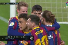 El Barça mantiene el pulso
