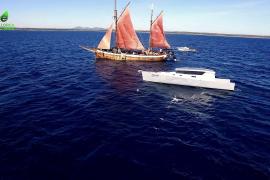 La sostenibilidad náutica, principal eje de la eMallorca Challenge
