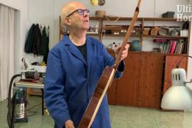 Ernesto Díaz, un artista detrás del lutier