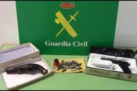 Armas en Correos
