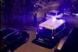 Nuevo despliegue policial en Son Gotleu