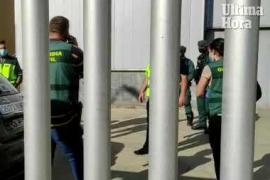 Operación policial contra un red que robaba coches en Mallorca