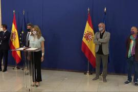 Gobierno, sindicatos y patronal firman la prórroga de los ERTE
