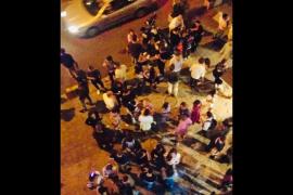 Los vecinos denuncian en ruido de las terrazas en Santa Catalina