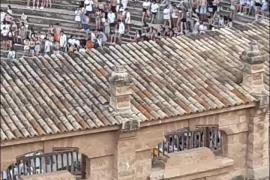Festival en la Plaza de Toros de Palma