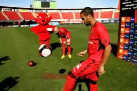 Tissone y Hutton, dos nuevos jugadores en el RCD Mallorca
