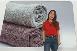Toallas: cómo hay que lavarlas para que queden suaves