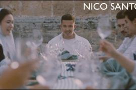 Mallorca, protagonista del nuevo videoclip del cantante germano Nico Santos