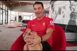 Real Mallorca   Luis García Plaza: «Habrá momentos duros»
