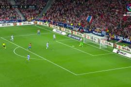Video resumen del Atlético de Madrid-Barcelona
