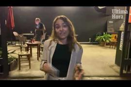 Discotecas a medio gas en Palma durante la primera noche de reapertura