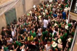 'Clovelles', la fiesta de los 'petrers'