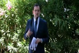 Rajoy en Marivent