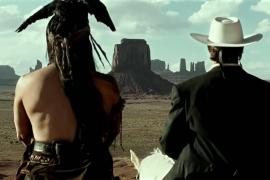 """Tráiler de la película """"El llanero solitario"""""""