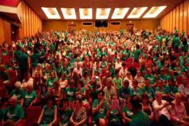 Concierto a favor de la caja de resistencia de los docentes