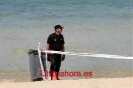 Aparece flotando un cadáver en aguas de la Platja de Palma