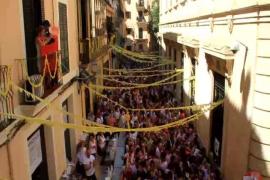 Fiestas de San Fermín en Palma