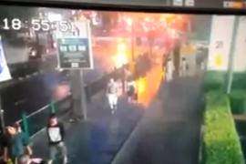 Explosión de dos bombas en pleno centro de Bangkok