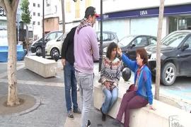 Los vendedores recogen firmas para evitar el traslado a s'Era d'en Manyà