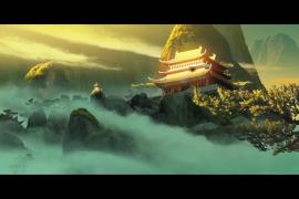 Proyección de 'Kung Fu panda 3' en Capdepera