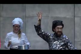 'Chefs' de Yllana Teatre