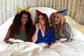 Tres de las Spice Girls insinúan su regreso