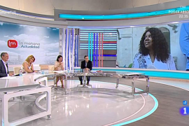 Silvia Jato llama «pueblecito»a Valencia