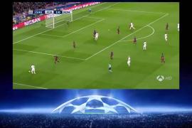 El mejor gol de la temporada 2015-2016, obra de Messi