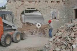 Finaliza el derribo de la casa de Hidalgo