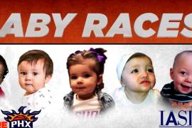 Carrera de bebés en Phoenix