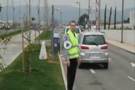 Protesta contra el parking de Son Espases