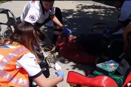 Los servicios de emergencias salvan la vida de un hombre que sufrió una sobredosis
