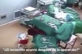 Dos médicos se pelean al terminar una operación quirúrgica