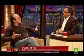 Buenafuente 569 - Pedro Reyes (04/02/2009) 1/2