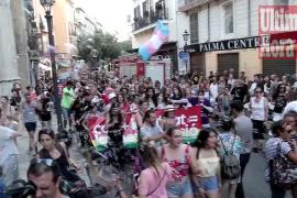 El Día del Orgullo LGTBI en Palma