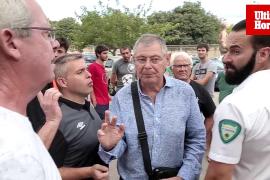 Tensión en la campaña de renovación del Mallorca