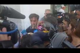 Agradecimientos de Pablo Nieto por la bonita despedida a su padre Ángel Nieto