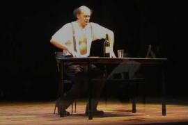 Paolo Nani, LA LETTERA, a Corsico, Milano, 31 Gen 09