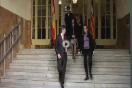 Foto de familia de los diputados del Parlament