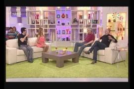 Josema Yuste, Felisuco y Agustín Jiménez haciendo de las suyas... Entrevista Mira la Vida
